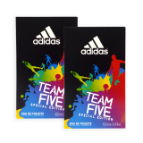 Where To Shop For Pack Of 2 Adidas Men Edt Team Five Special Edition Edt Perfume 100Ml 1035