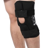 Best Rated Adjustable Knee Brace Pad Support Leg Protector Compression Sleeves Safety Strap Xl Intl