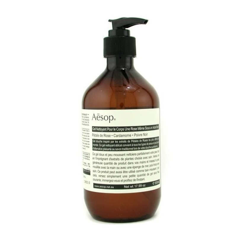 Buy Aesop A Rose By Any Other Name Body Cleanser 500ml Singapore