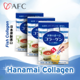 Afc Hanamai Fish Collagen Powder Sachet 30S X 1 5Gm 3 Boxes Online