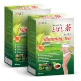Best Price Afc Tobashi Slimming Tea 30 Sachets X2 Exp 01 2019