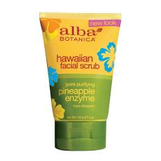 The Cheapest Alba Botanica® Hawaiian Pore Purifying Pineapple Enzyme F*C**L Scrub 113G X 2 Units Twin Pack Online