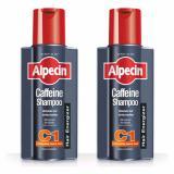 Deals For Alpecin Caffeine Shampoo 250Ml X 2 Bottles