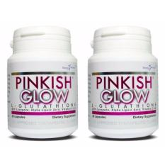 Lowest Price Anti Aging Anti Oxidant Pinkish Glow L Glutathione Duo Value Set