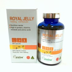 Discount Anti Aging Royal Jelly 1000Mg 300 Capsules Careline