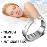 Wholesale Anti Snoring Ring Stopper Sleeping Breath Aid Acupressure Treatment Stop Snore Device Xl Intl