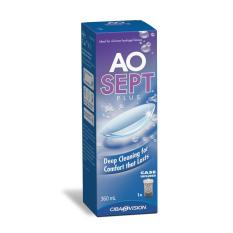 Aosept Plus Cleaning Disinfecting Solution