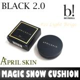 April Skin Magic Snow Cushion 2 21 Light Beige Korea Best Buy