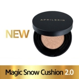 Retail Price April Skin Renewal Black Magic Snow Cushion 2 No 22 Pink Beige