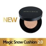 Who Sells April Skin Renewal Black Magic Snow Cushion 2 No 22 Pink Beige
