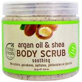 Argan Oil Shea Body Scrub Best Buy