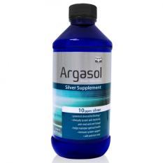 Argasol Silver Supplement 10Ppm 250Ml In Stock