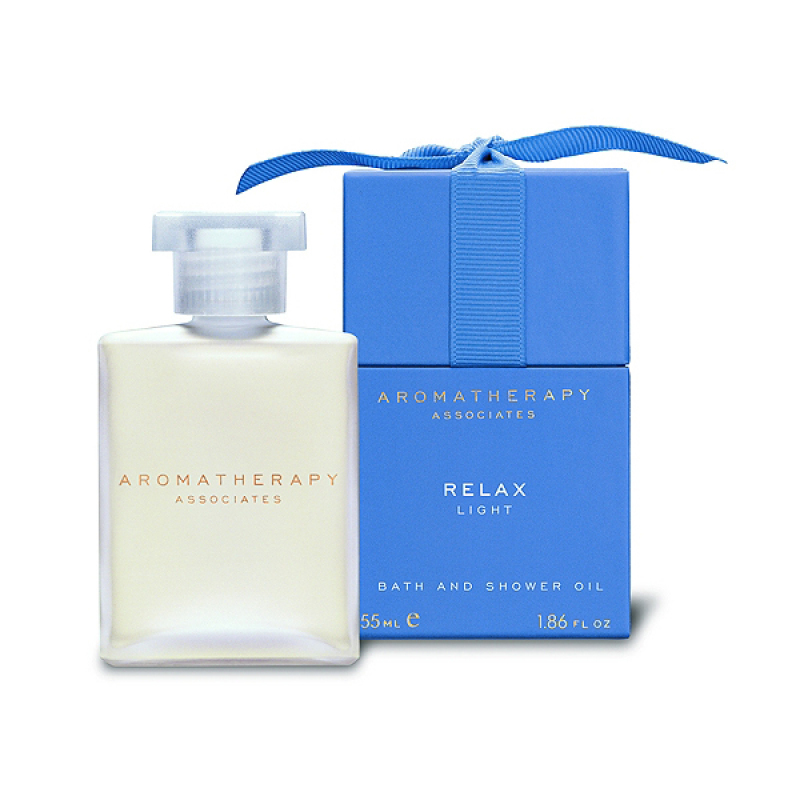 Buy Aromatherapy Associates Relax Bath and Shower Oil 1.86oz/55ml (# Light Relax ) Singapore