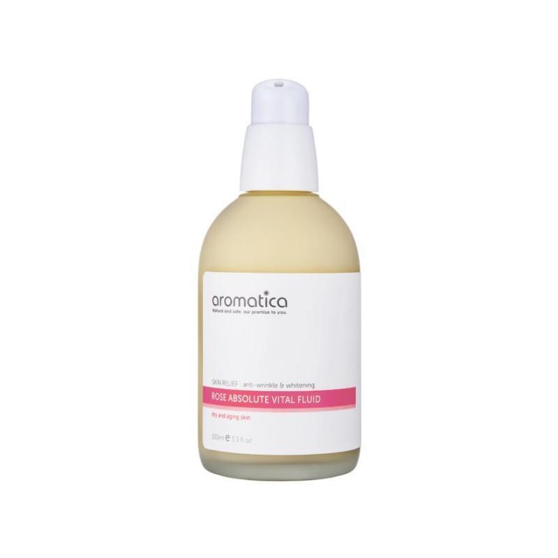 Buy Aromatica Rose Absolute Vital Fluid Singapore