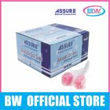 Where Can You Buy Assure Oral Swab Sticks Blush Pink 50Pcs Box