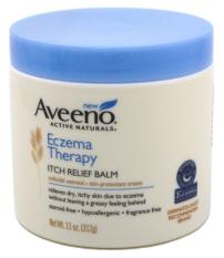 Discount Aveeno Active Naturals Eczema Therapy Itch Relief Balm Jar Aveeno