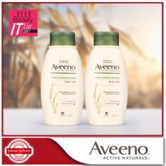 Coupon Aveeno Body Wash Daily Moisturizing 354Ml X 2 Pcs