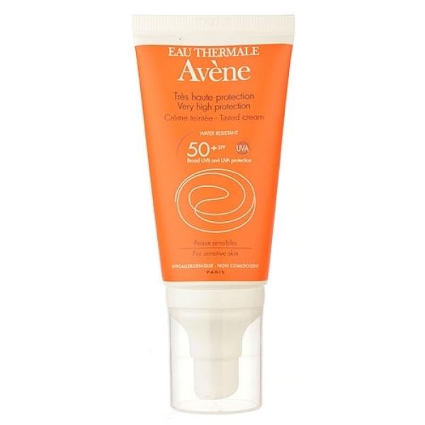 Buy Avene Very High Protection Tinted Cream SPF 50+ (Sensitive Skin) 50ml Singapore