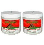 Discount Aztec Secret Bentonite Indian Healing Clay 1 Pound 2 Pack Intl Oem On South Korea