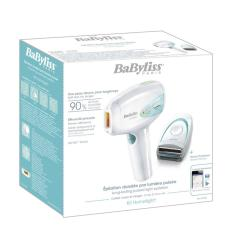 Babyliss G973pe Ipl Hair Removal For Face And Body Dermatologically Tested[1 Year Local Guarantee] By Sg Shopping Mall.