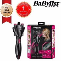(limited Offer) Babyliss Tw1100e Twist Secret With Accessory Set (limited Offer) By Sg Shopping Mall.