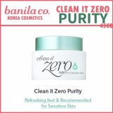 Coupon Banila Co Clean It Zero Purity 100Ml Intl