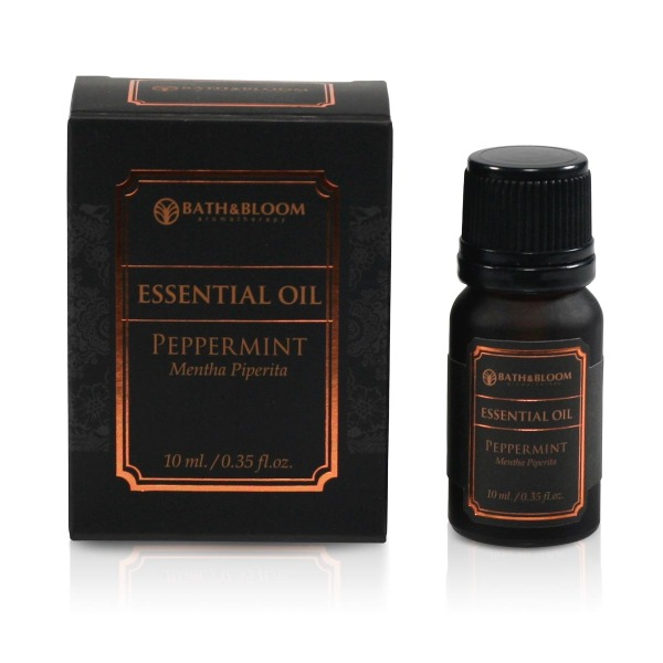 Buy Bath & Bloom 100% Peppermint Essential Oil Singapore