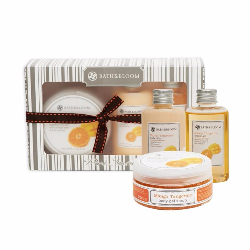 Buy Bath and Bloom Pure Mango Tangerine Box Set Singapore