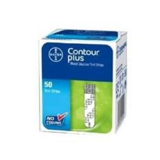 Bayer Contour Plus Strips 25S X 2 Intl Best Price