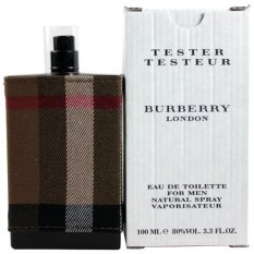 How To Buy Bb Burberry London Men Eau De Toilette Sp Tester 100Ml