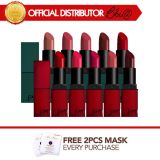 Buy Bbia Last Lipstick No 06 Imotional Free 2 Pcs 3Wclinic Mask Pack Buy 1 Get 1 Freebie Bbia Original