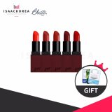 Sale Bbia Last Lipstick No 12 Free 2 Pcs 3Wclinic Mask Pack Buy 1 Get 1 Freebie Bbia Cheap