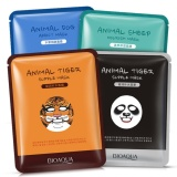 Price Comparisons For Bioaqua 8 Pcs Skin Care Sheep Panda Dog Tiger F*c**l Mask Moisturizing Cute Animal Face Masks Intl