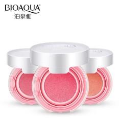 Bioaqua Brand Air Cushion Blush Bronzer Makeup Bioaqua Air Cushion Rosy Blush By Initial Avenue.
