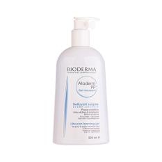 Price Comparison For Bioderma Atoderm Pp Ultra Rich Foaming Gel Very Dry To Atopic Sensitive Skin 500Ml