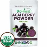 Buy Biofinest Acai Berry Juice Powder 100 Pure Freeze Dried Antioxidant Superfood Usda Certified Organic Kosher Vegan Raw Non Gmo Boost Digestion Weight Loss For Smoothie Beverage Blend 114G Singapore