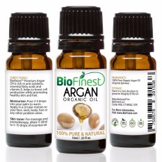 Get The Best Price For Biofinest Argan Organic Oil 100 Pure Organic Carrier Oil 10Ml