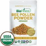 Where Can You Buy Biofinest Bee Pollen Powder 100 Pure Freeze Dried Antioxidant Superfood Usda Certified Organic Kosher Vegan Raw Non Gmo Boost Metabolism Immunity For Smoothie Beverage Blend 114G