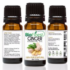 Buy Biofinest Ginger Essential Oil 100 Pure Therapeutic Grade 10Ml Online
