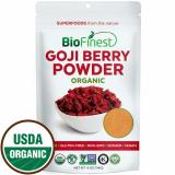 Buy Biofinest Goji Berry Juice Powder 100 Pure Freeze Dried Antioxidants Superfood Usda Certified Organic Kosher Vegan Raw Non Gmo Boost Energy Eye Health For Smoothie Beverage Blend 114G Biofinest Original