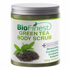 Biofinest Green Tea Scrub 100 Pure Organic 250G Biofinest Cheap On Singapore