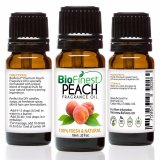 Deals For Biofinest Peach Fragrance Oil 100 Fresh And Natural Aroma Oil 10Ml