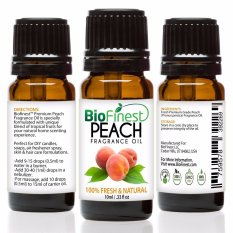 Price Comparisons Of Biofinest Peach Fragrance Oil 100 Fresh And Natural Aroma Oil 10Ml