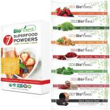 Price Biofinest Super 7 22 In 1 Powder 7 Flavors 100 Pure Freeze Dried Antioxidants Superfood Weight Loss Meal Replacement Detox 140G Biofinest