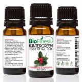 Biofinest Wintergreen Essential Oil 100 Pure Therapeutic Grade 10Ml Sale