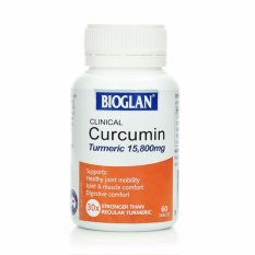 Bioglan Clinical Curcumin Turmeric 15 800Mg 60 Tabs Price