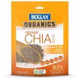 Bioglan Superfoods Organic Chia Seeds 750G Bioglan Discount