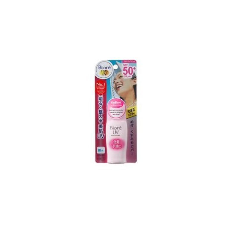 Buy Biore UV Bright Face Milk SPF 50+ Pa+++ Singapore