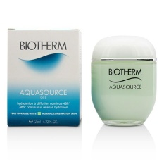 Compare Biotherm Aquasource 48H Continuous Release Hydration Gel Normal Combination Skin 125Ml 4 22Oz Intl