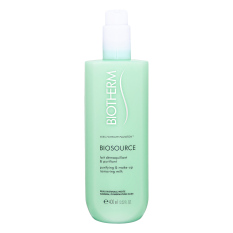 Biotherm Biosource Purifying Make Up Removing Milk Normal Combination Skin 13 52Oz 400Ml Shop